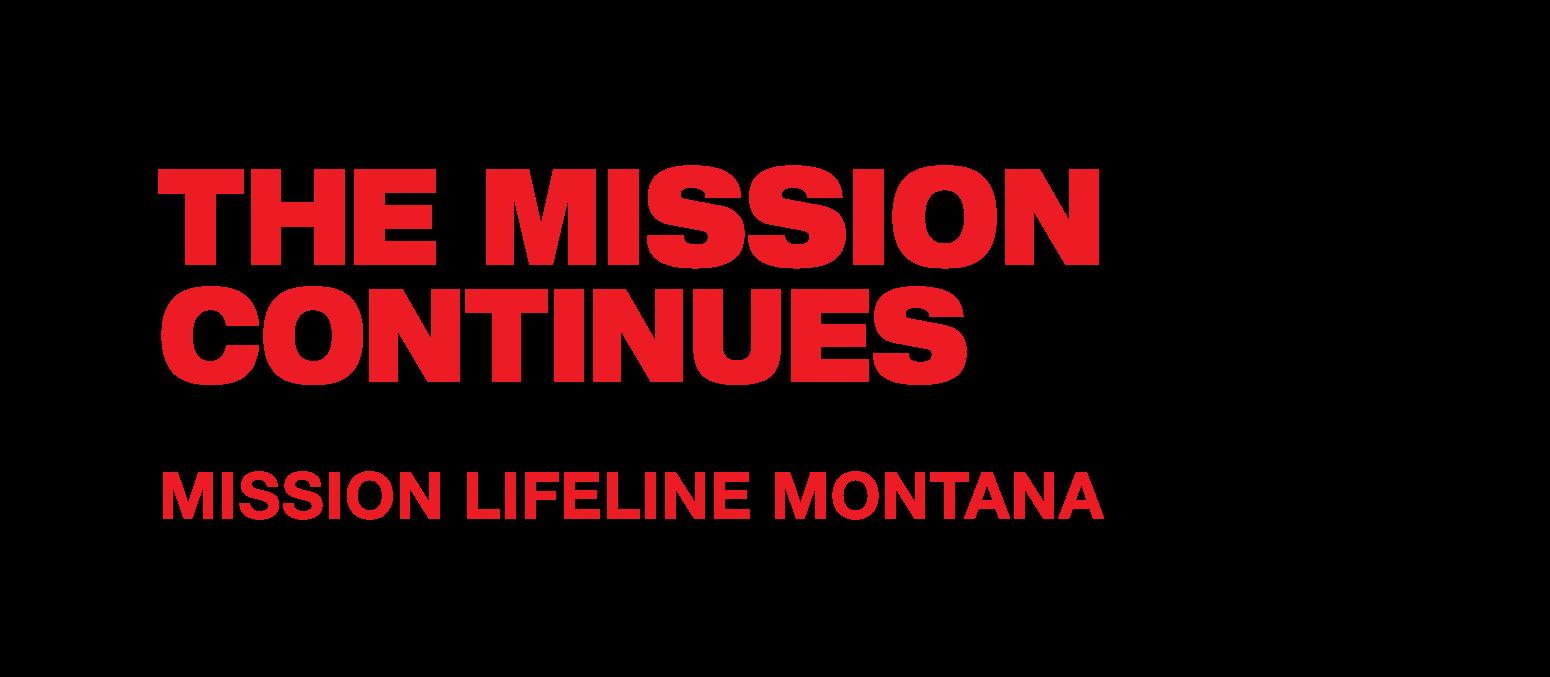 Mission Life Line Montana