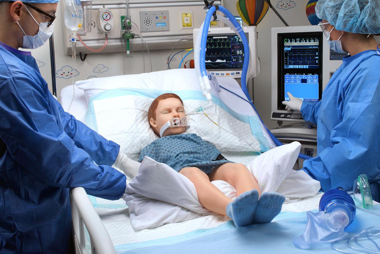 Gaumard - Pediatric Hal- SIM-MT (1)