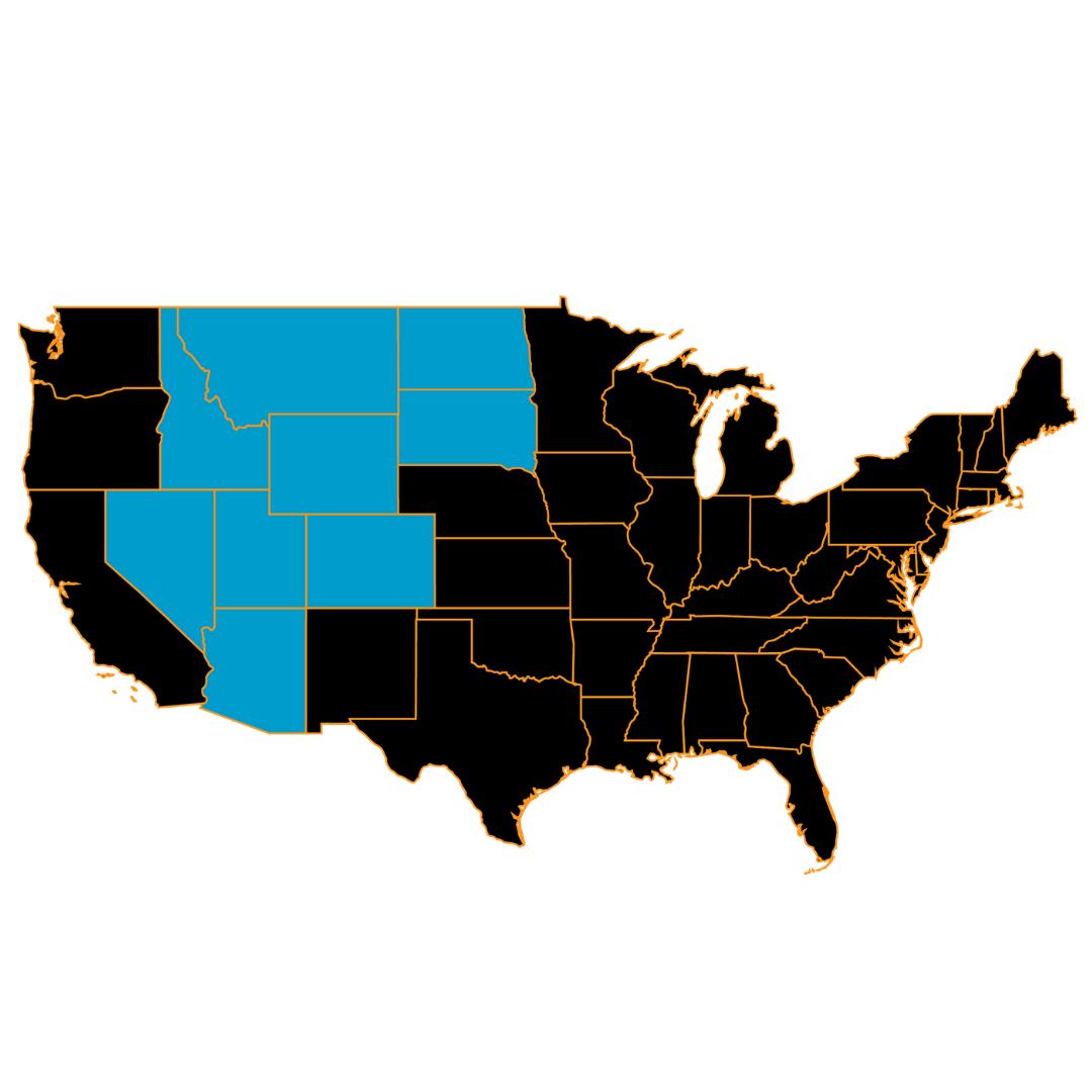 USA Fire Map